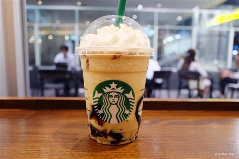 Latte Jelly Drink the coffee jelly frappuccino starbucks tokyo mitzie mee