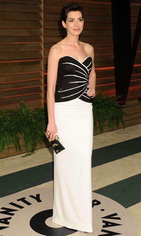 Hathaway Vanity Fair Oscar Hathaway Oscar 2014 Vanity Fair 15 Gotceleb
