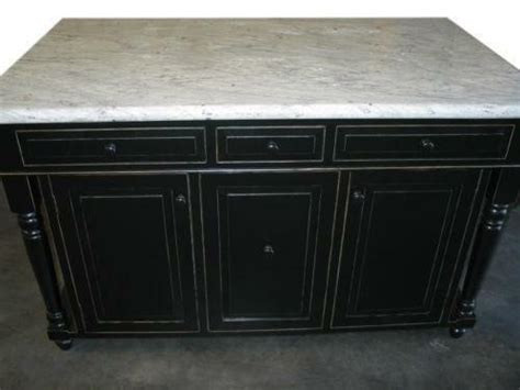 ebay kitchen islands kitchen island granite ebay