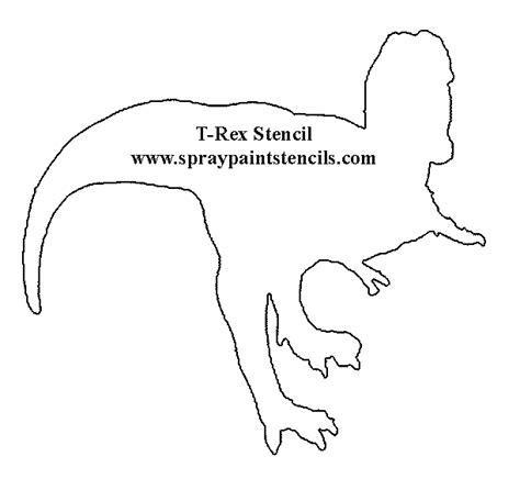 printable dinosaur stencils free dinosaur stencils