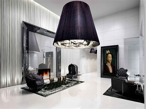 Traditional Contemporary Living Room Gramercy Yoo By Philippe Starck Decoholic