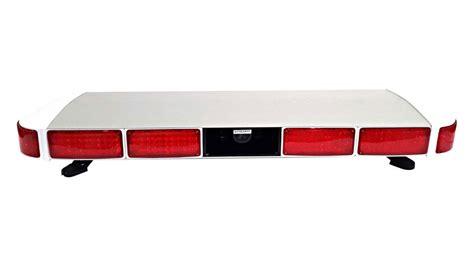 Lu Rotator Tbd 5000 Merah tbd 5000 lightbar led warning light siren