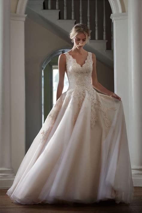 modern wedding dresses  classic charm modwedding