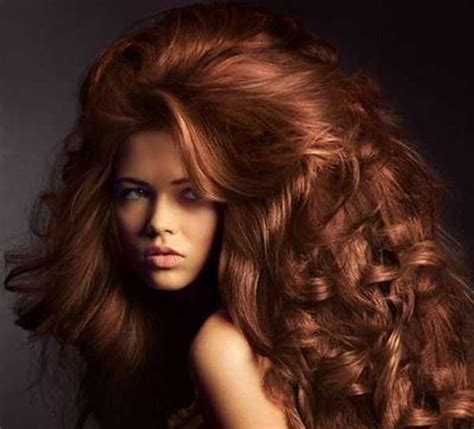 chestnut hair color with copper highlights hairs picture