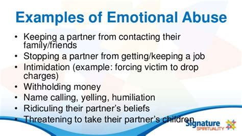 domestic violence to say emotional abuse is as bad insults every emotional abuse domestic violence