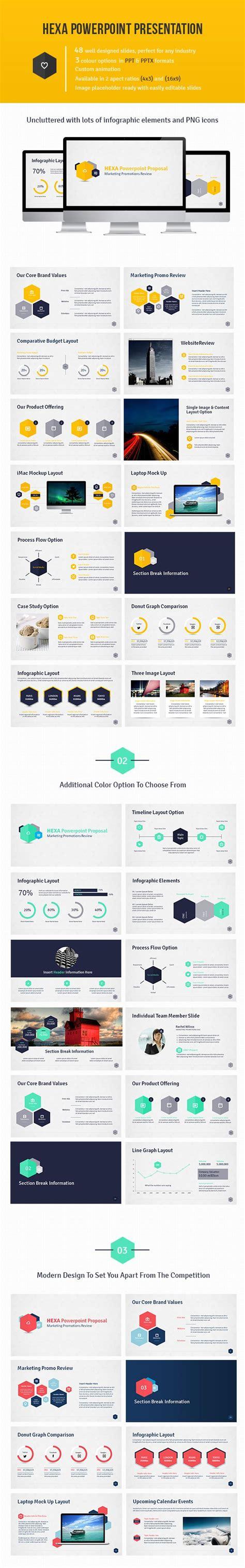 powerpoint template by design district via behance 56 best presentation design inspiration images on pinterest