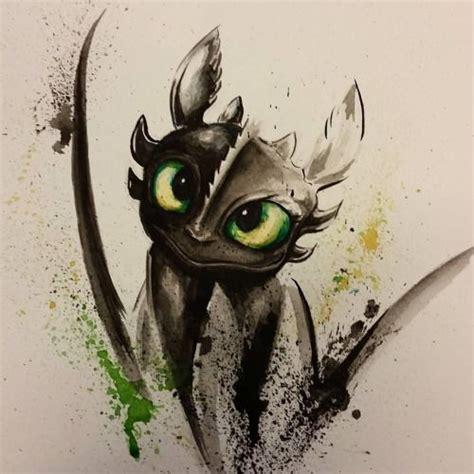 toothless tattoo 17 best ideas about toothless on