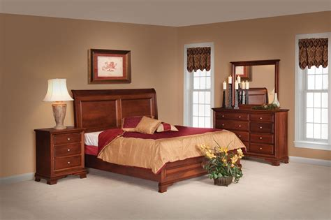 wolf furniture bedroom sets amish classic queen bedroom group 1 by daniel s amish