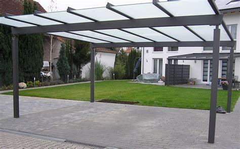 carport glasdach premium carport kolb und appel
