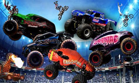 monster truck show fayetteville nc traxxas monster truck tour in fayetteville nc groupon