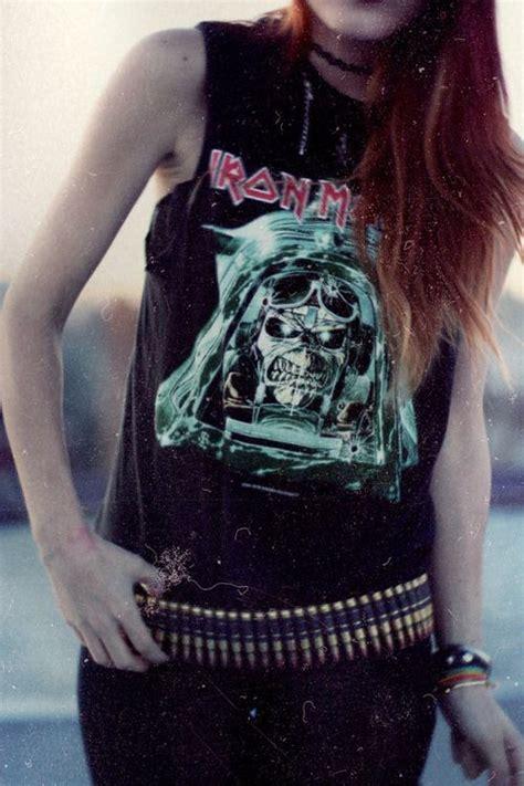 heavy metal styles usa pics for gt thrash metal fashion girl metal or nothin