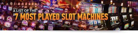 playing    popular slot machines pick winning slots games