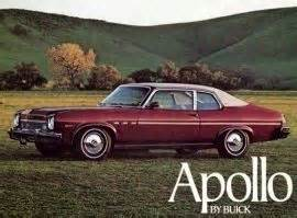 1976 Buick Apollo 1000 Images About Buick X On Cars