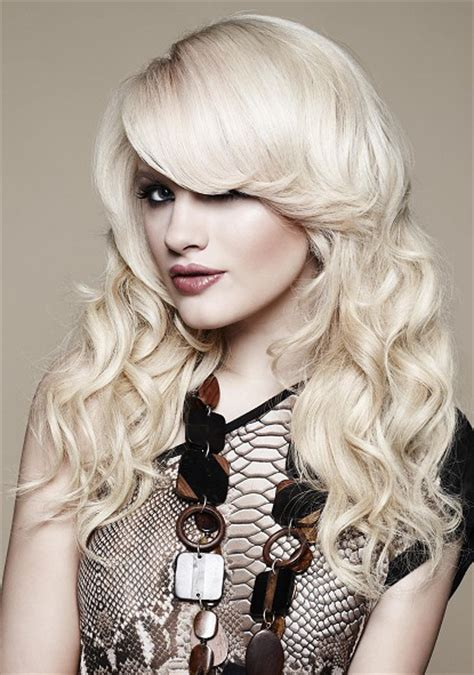 big swoop bangs pictures sophisticated long hairstyles with side swept