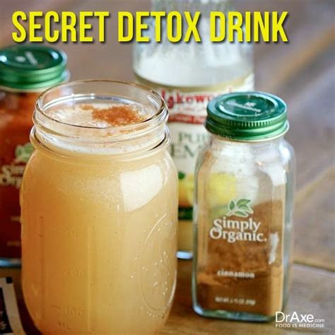 Secret Detox Drink Recipe Dr Axe Dr Axe Recipe Secret Detox Drink by Lemon Cayenne Water Detox How To Lose Weight 100 Autos Post