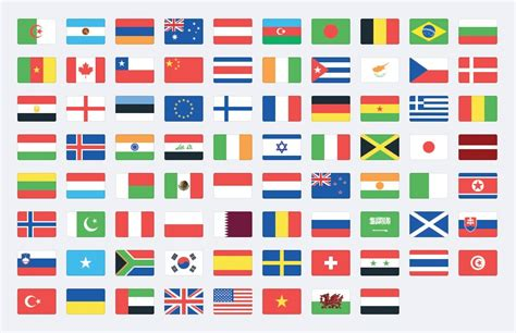 flags of the world vector images vector world flag icons svg medialoot