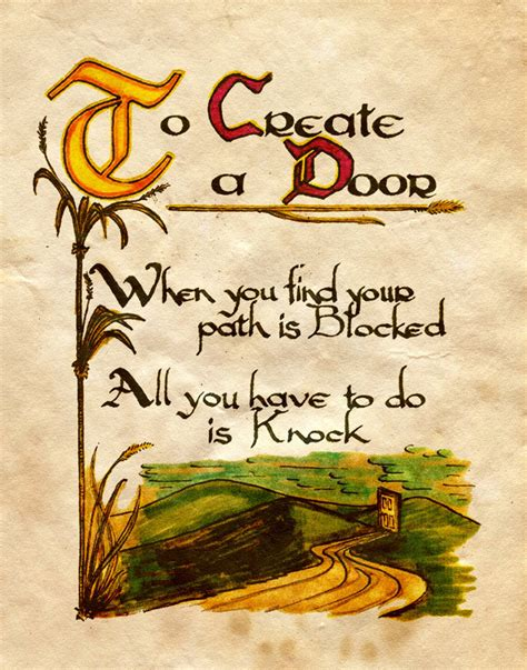 How Do You Spell Door by To Create A Door By Charmed Bos On Deviantart