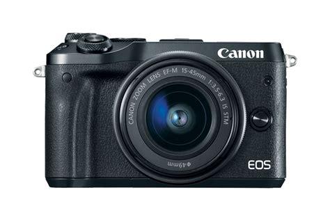 Best Seller Canon Eos M6 Canon M6 Kit 15 45 Is Stm Paket 32gb Garans canon eos m6 24 2mp digital black kit w ef m 15 45mm lens mo
