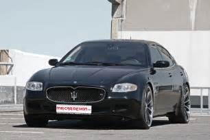 Maserati Quattroporte Motor Maserati Quattroporte Car Tuning