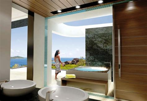 open air bathroom designs natural open air bathroom styles concepts outside