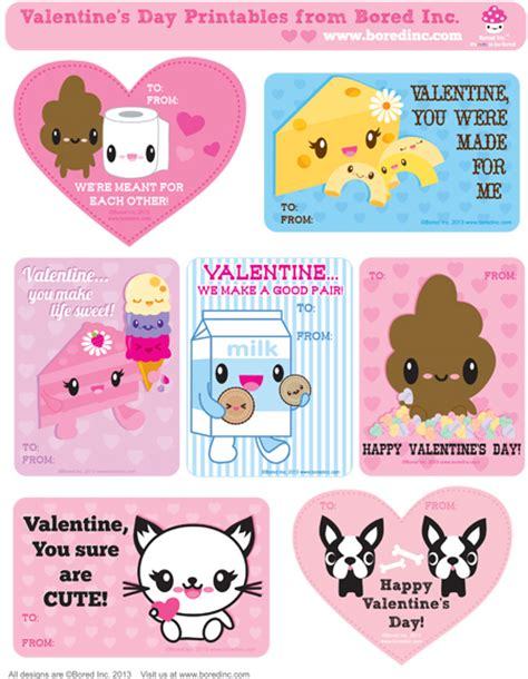cutest valentines last minute s makes kawaii