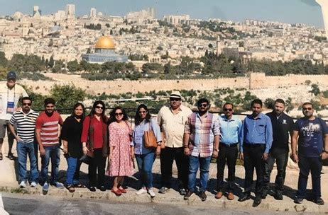 israel tourism conducts fam  indian mice travel