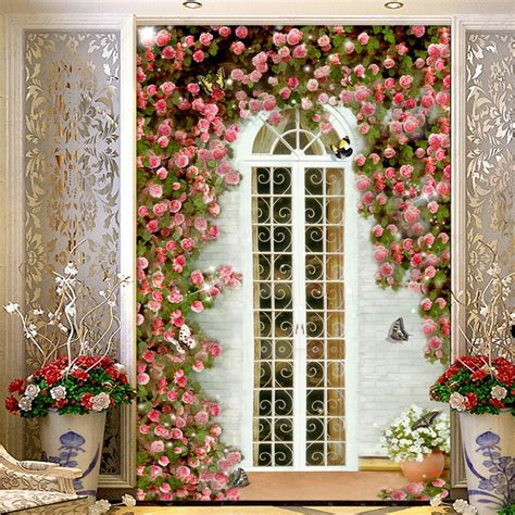 garden wall murals buy wholesale garden wall murals from china garden