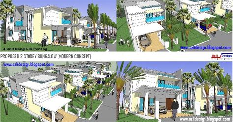 membuat rumah tingkat di the sims freeplay idea rumah idaman anda idea design bungalow pelan