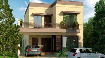 10 marla house front elevation gharplans pk