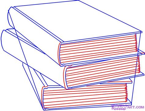 how to draw books how to draw books step by step stuff pop culture free