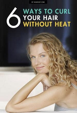 Hairstyles That Dont Need A Hot Iron | boho hairstyle all you need is a curling iron and some