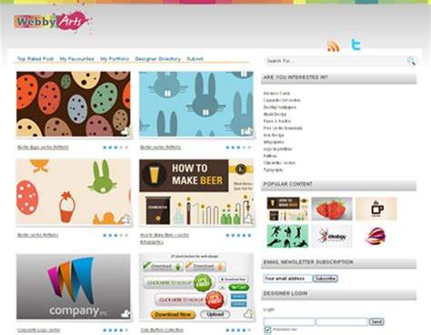 Find Free Site 30 Websites To Find Free Vector Graphic Designs