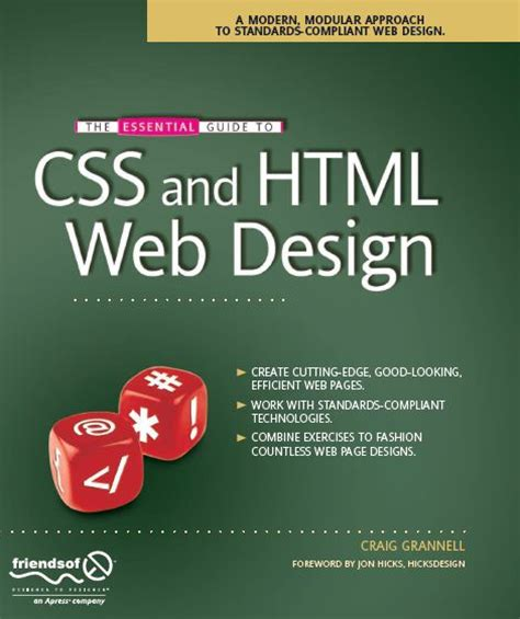 web design html and css 25 must read html css and jquery books developer drive