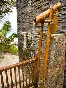 outdoor shower ideas 10 diy creative outdoor shower ideas home design and interior