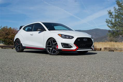 2019 Hyundai Veloster N by 2019 Hyundai Veloster N Review Autoguide