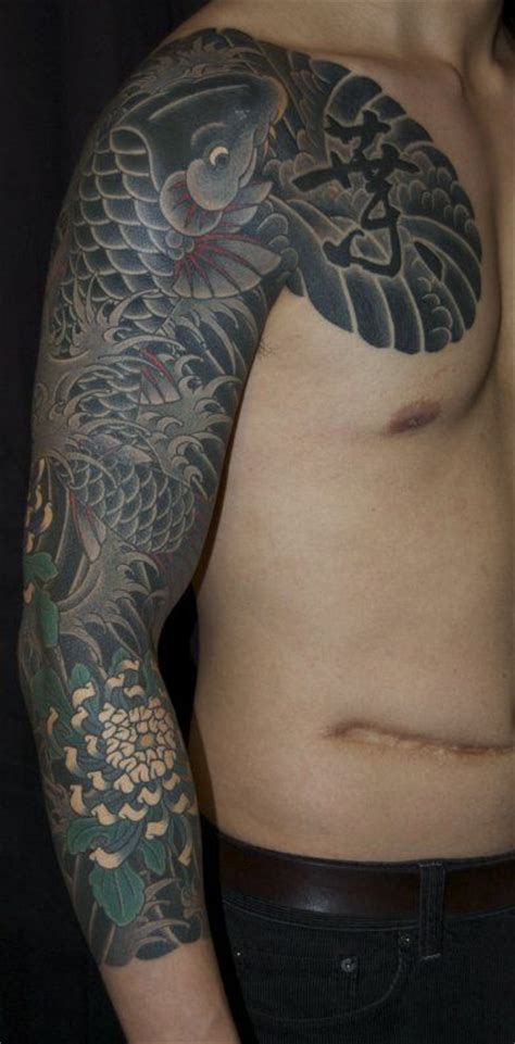 koi tattoo london 39 best japanese yakuza dragon shoulder tattoo images on