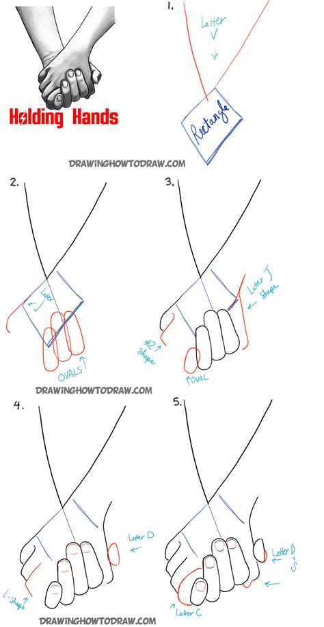 how to your step by step how to draw holding with easy step by step drawing tutorial how to draw step