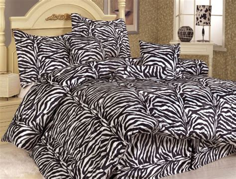 zebra bedroom set zebra print bedroom