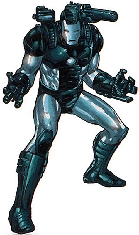 war machine marvel comics iron profile writeups org