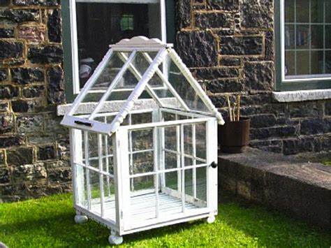 how do i build a greenhouse in my backyard build a greenhouse from old windows do it yourself fun ideas