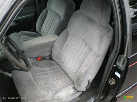 2000 Chevy S10 Interior by Graphite Interior 2000 Chevrolet S10 Ls Extended Cab Photo