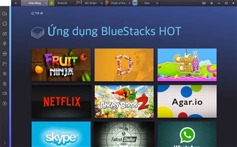 bluestacks full download bluestacks 2 full mới nhất cho win 7 8 10 phần