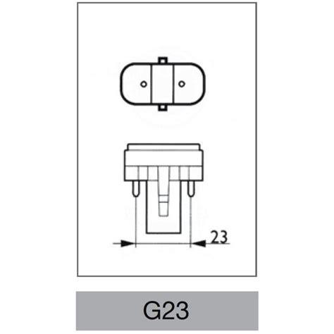 Lu Neon Philips 11 Watt lada pl s 11w 4p al neon attacco g23 masterphilips