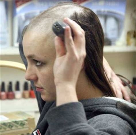 female head shave haircut this week female headshave haircut this week