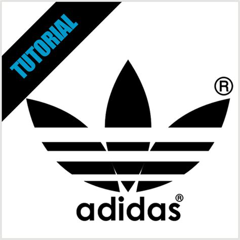 membuat logo adidas membuat logo adidas dengan coreldraw album kolase