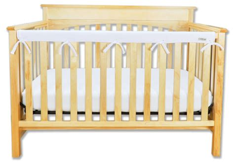 What Causes A To Crib by To Crib Teething Rail Protector Rookie