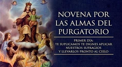 libro todas las almas prlogo primer d 237 a de la novena por las almas del purgatorio aci prensa