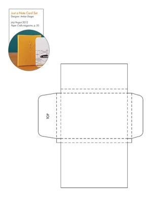 cards box template pdf a teapot card with box in the bottom free template by