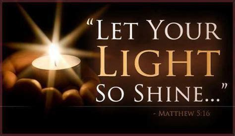 Let Your Light So Shine Before by Let Your Light So Shine Scriptures Pictures