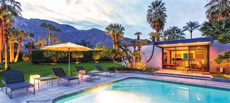 dinah shore house star power in palm springs smart meetings